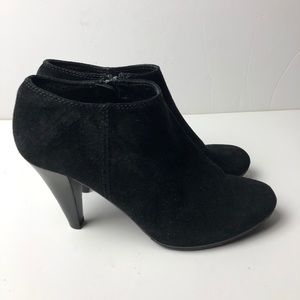 J.CREW Suede Leather Ankle Boots Booties
